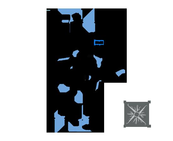 ЖК Рациональ, Корпус 1 в ЖК Рациональ, Секция 1, Этаж 25, №241