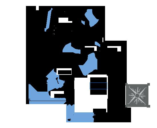 ЖК Рациональ, Корпус 1 в ЖК Рациональ, Секция 2, Этаж 19, №428