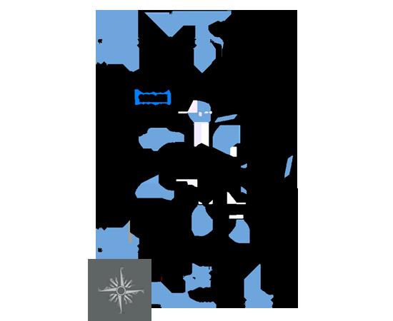 ЖК Рациональ, Корпус 2 в ЖК Рациональ, Секция 2, Этаж 4, №34